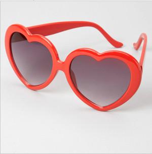 lunettes coeur